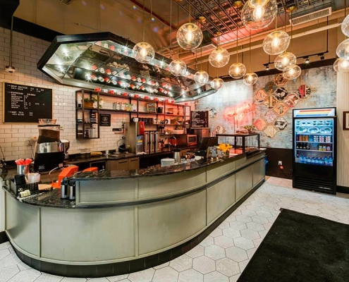 Trademark Taste + Grind - Grind Coffee Shop